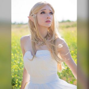Lyz Brickley as Princess Zelda Breath of the Wild 300x300 Lyz Brickley as Princess Zelda (Breath of the Wild)
