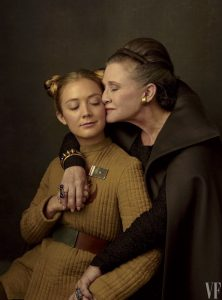 Mother and Daughter of Star Wars 222x300 Mother and Daughter of Star Wars