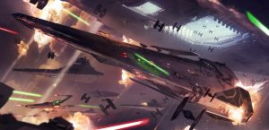 Star Wars Fleet Battle 300x145 Star Wars Fleet Battle