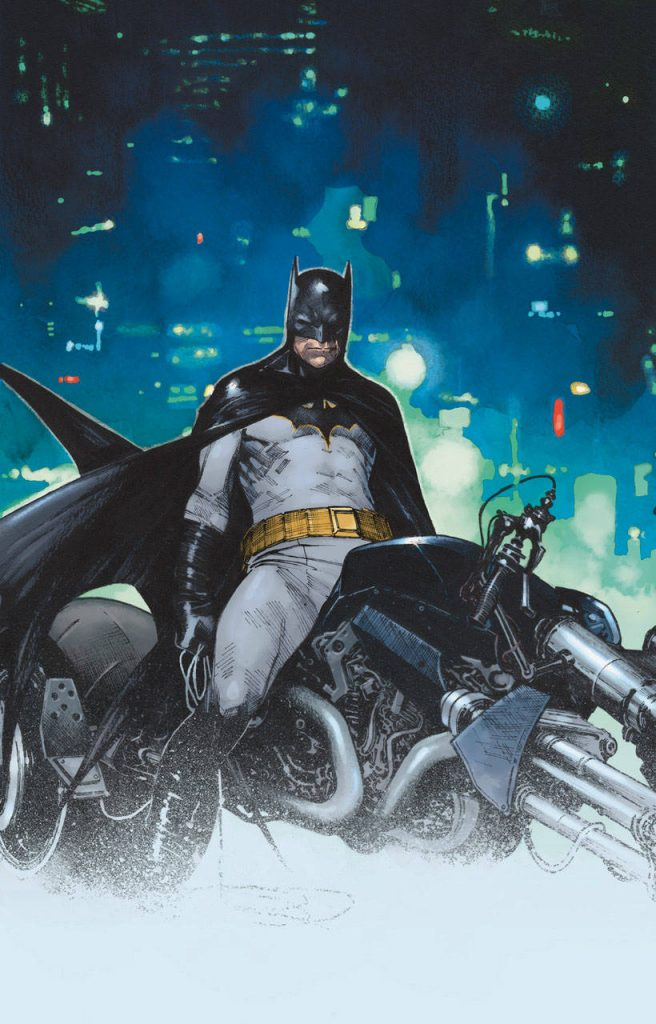 Batman on a motorcycle 656x1024 Batman on a motorcycle