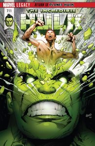 Incredible Hulk 711 With Trade 195x300 Incredible Hulk #711 With Trade