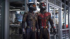 The Wasp and Ant man 300x169 The Wasp and Ant man