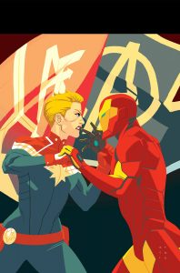 CAPTAIN MARVEL 10 CW2 198x300 CAPTAIN MARVEL #10 CW2