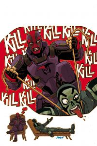 FOOLKILLER BY JOHNSON POSTER 200x300 FOOLKILLER BY JOHNSON POSTER
