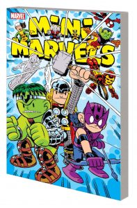 MINI MARVELS COMPLETE COLLECTION TP NEW PTG 197x300 MINI MARVELS COMPLETE COLLECTION TP NEW PTG