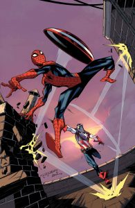 SPIDEY 10 BY RANDOLPH POSTER 195x300 SPIDEY #10 BY RANDOLPH POSTER