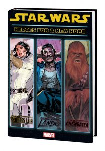 STAR WARS HEROES FOR NEW HOPE HC 209x300 STAR WARS HEROES FOR NEW HOPE HC