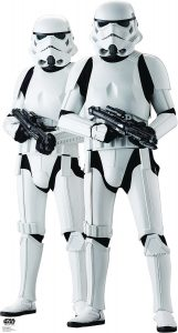 STAR WARS R1 STORMTROOPERS LIFE SIZE STANDUP 161x300 STAR WARS R1 STORMTROOPERS LIFE SIZE STANDUP
