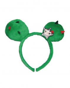 TOKIDOKI SANDY PLUSH HEADBAND 237x300 TOKIDOKI SANDY PLUSH HEADBAND