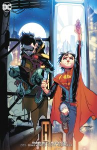 Adventures of the super sons number 1 195x300 Adventures of the super sons number 1