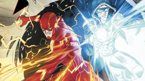 Flash and Captain Cold 500x281 Flash and Captain Cold