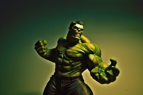 angry hulk with veiny arms 500x332 angry hulk with veiny arms