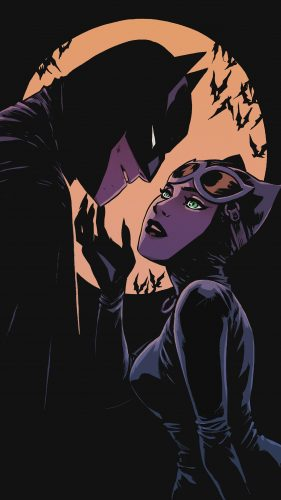 catwoman and batman 281x500 catwoman and batman