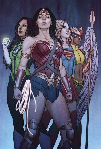 justice league women 338x500 justice league women