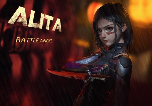 Alita battle angel 500x350 Alita battle angel
