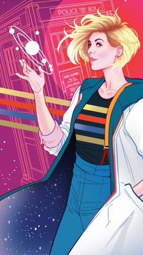 Atomic Doctor Who 281x500 Atomic Doctor Who