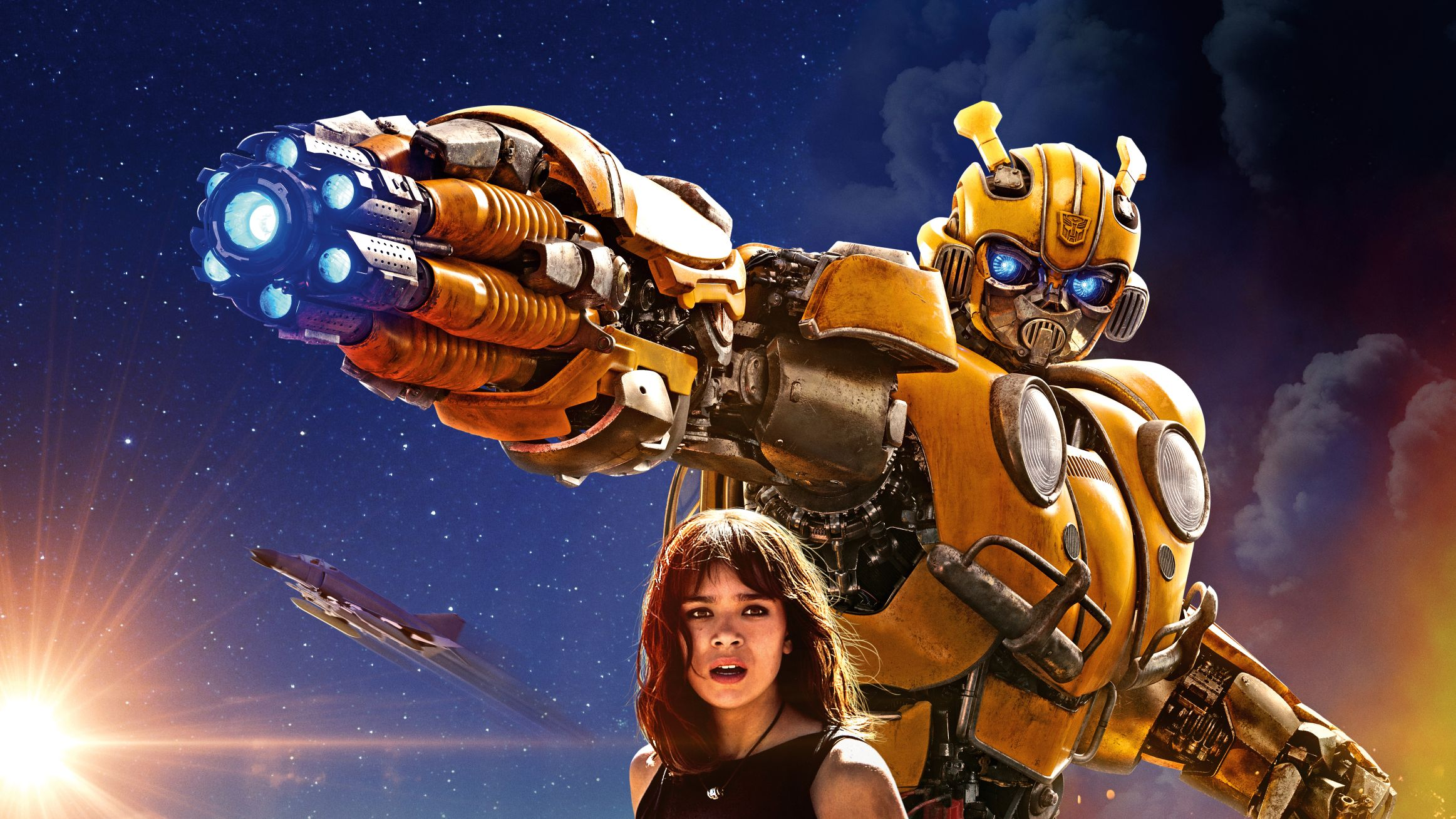 Bumble bee and his new girlfriend.jpg