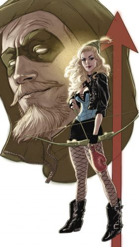 Green Arrow and Black Canary 281x500 Green Arrow and Black Canary