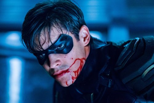 Titans Robin is all messy 500x333 Titans Robin is all messy