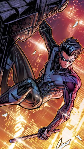 nightwing holding on 281x500 nightwing holding on