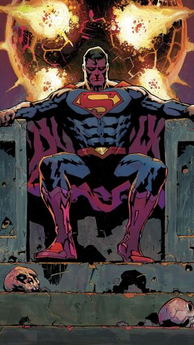 superman is king of the dead 281x500 superman is king of the dead