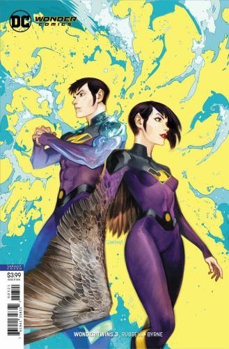 Wonder Twins 3 Cover 329x500 Wonder Twins #3 Cover