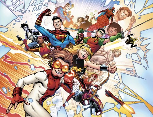 Young Justice 5 500x384 Young Justice #5