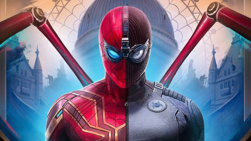 Spider man sure is far from home 500x281 Spider man sure is far from home