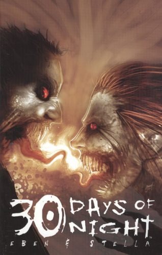 30 DAYS OF NIGHT EBEN And STELLA 318x500 30 DAYS OF NIGHT  EBEN And STELLA