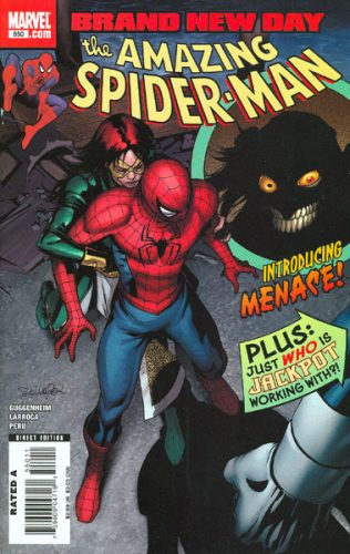 AMAZING SPIDER MAN 0550 316x500 AMAZING SPIDER MAN 0550