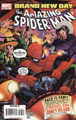 AMAZING SPIDER MAN 0563 318x500 AMAZING SPIDER MAN 0563
