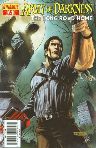 ARMY OF DARKNESS 06 LONG ROAD HOME 324x500 ARMY OF DARKNESS 06 LONG ROAD HOME