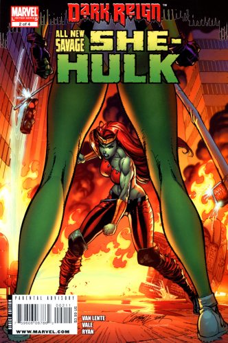 All New Savage She Hulk 0002 332x500 All New Savage She Hulk 0002