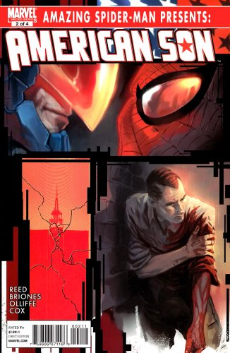 Amazing spider man presents American Son 0002 326x500 Amazing spider man presents   American Son 0002