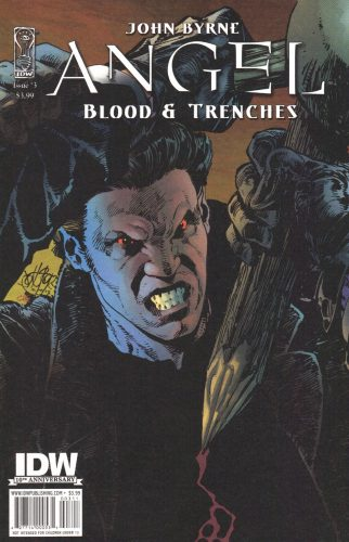 Angel Blood and Trenches 0003 322x500 Angel   Blood and Trenches 0003