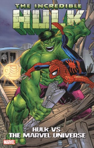 HULK VS THE MARVEL UNIVERSE 318x500 HULK VS THE MARVEL UNIVERSE