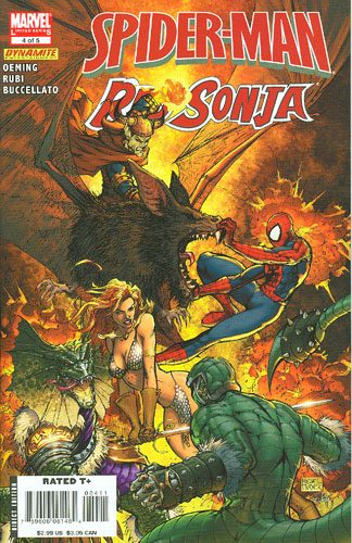 SPIDER MAN RED SONJA 04 324x500 SPIDER MAN RED SONJA 04