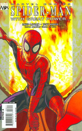 SPIDER MAN WITH GREAT POWER 03 314x500 SPIDER MAN WITH GREAT POWER 03