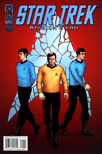 Star Trek Missions End 0001b 331x500 Star Trek   Missions End 0001b