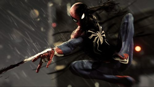 spider man is venom 500x281 spider man is venom