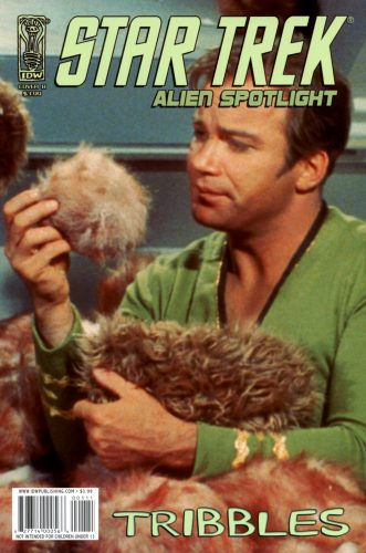 star trek Alien Spotlight Tribbles 0001 331x500 star trek Alien Spotlight   Tribbles 0001