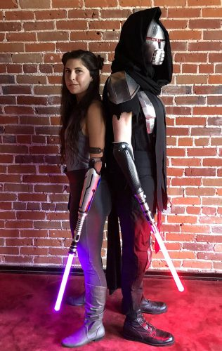 stumpy laser sword cosplayers 316x500 stumpy laser sword cosplayers