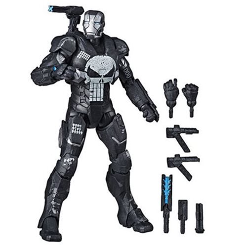 Marvel Legends The Punisher in War Machine Armor 6-Inch Action Figure