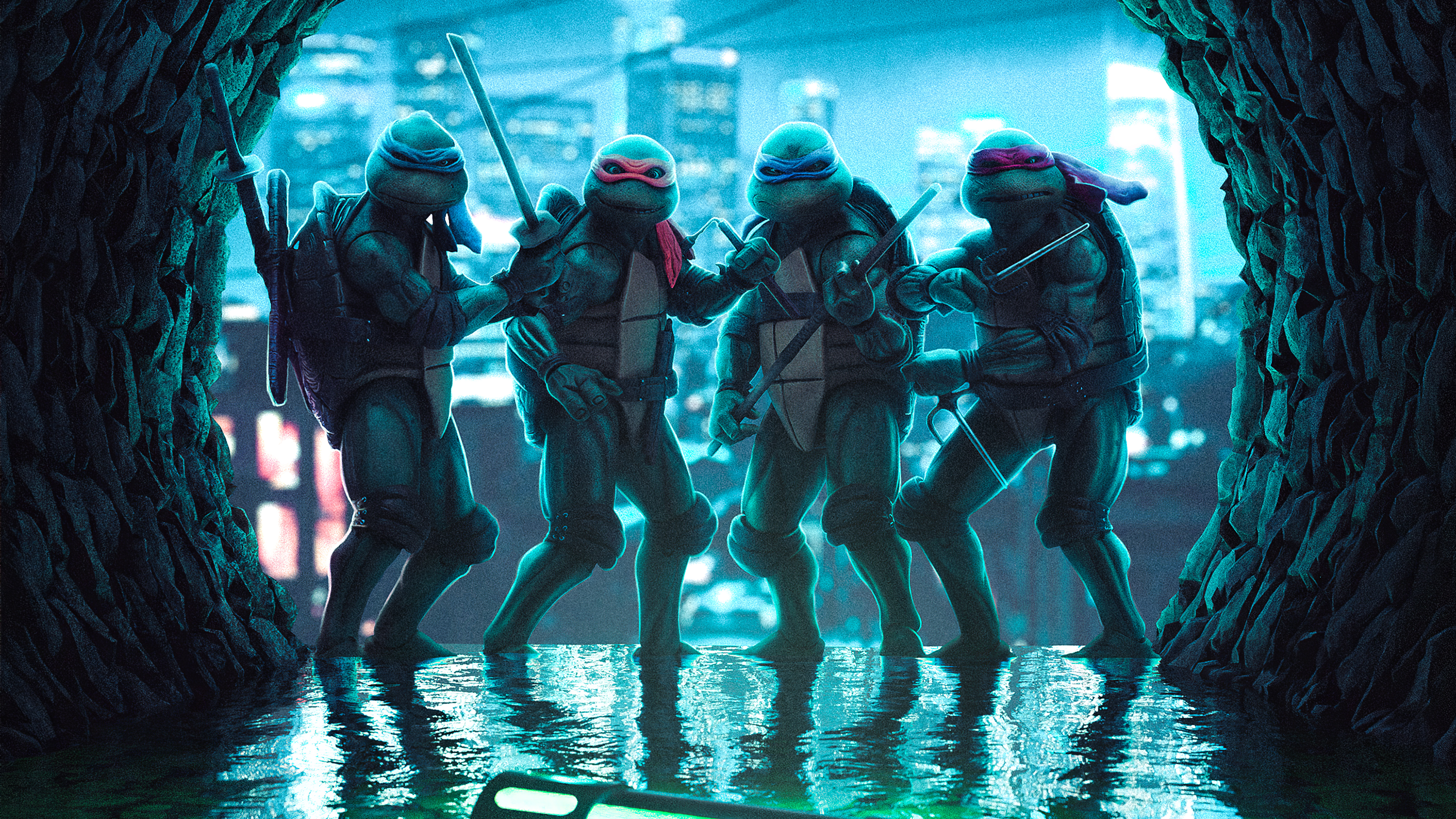 tmnt 2020 aj 2020 Year In Review