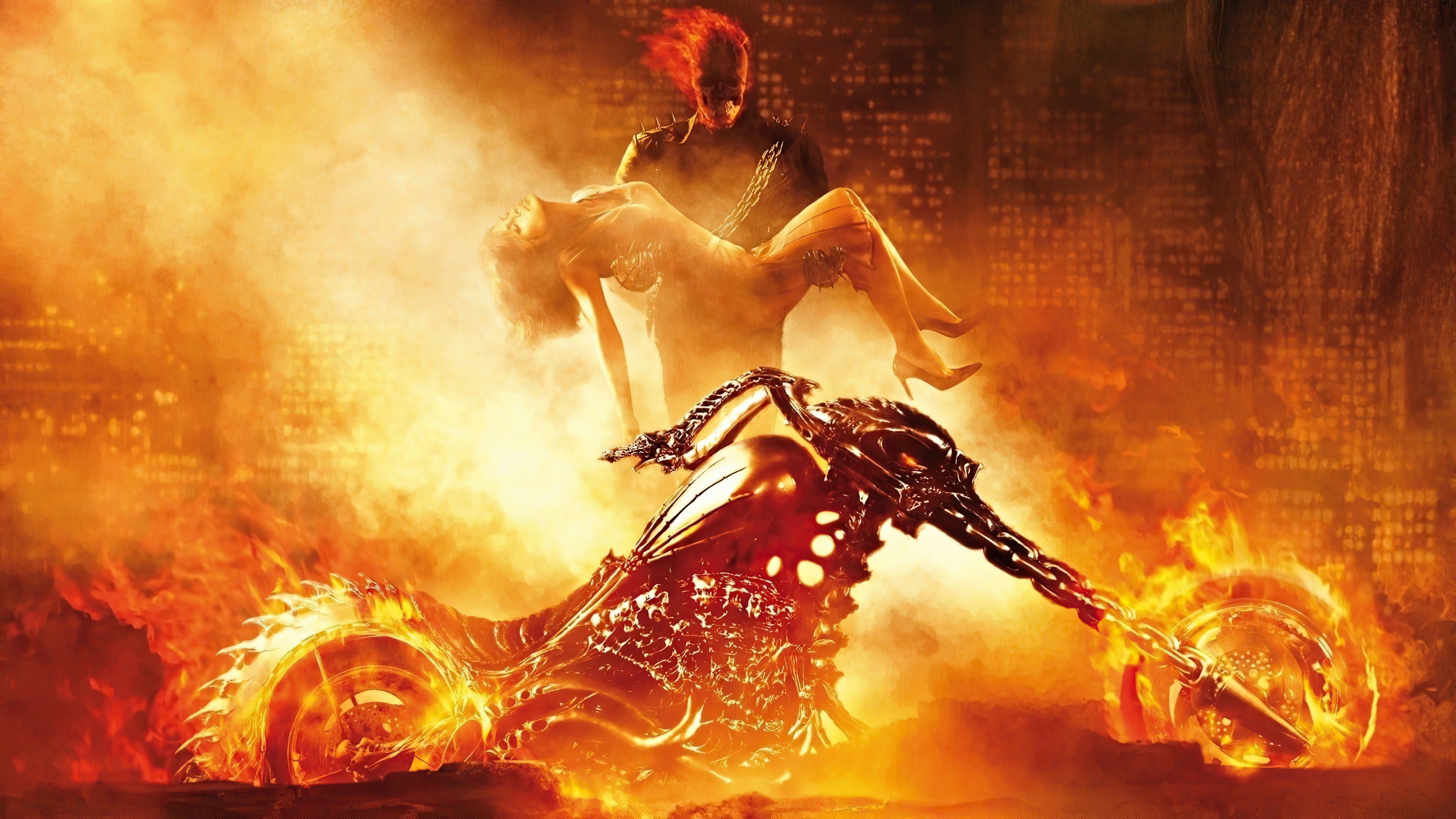 ghost rider is stealing