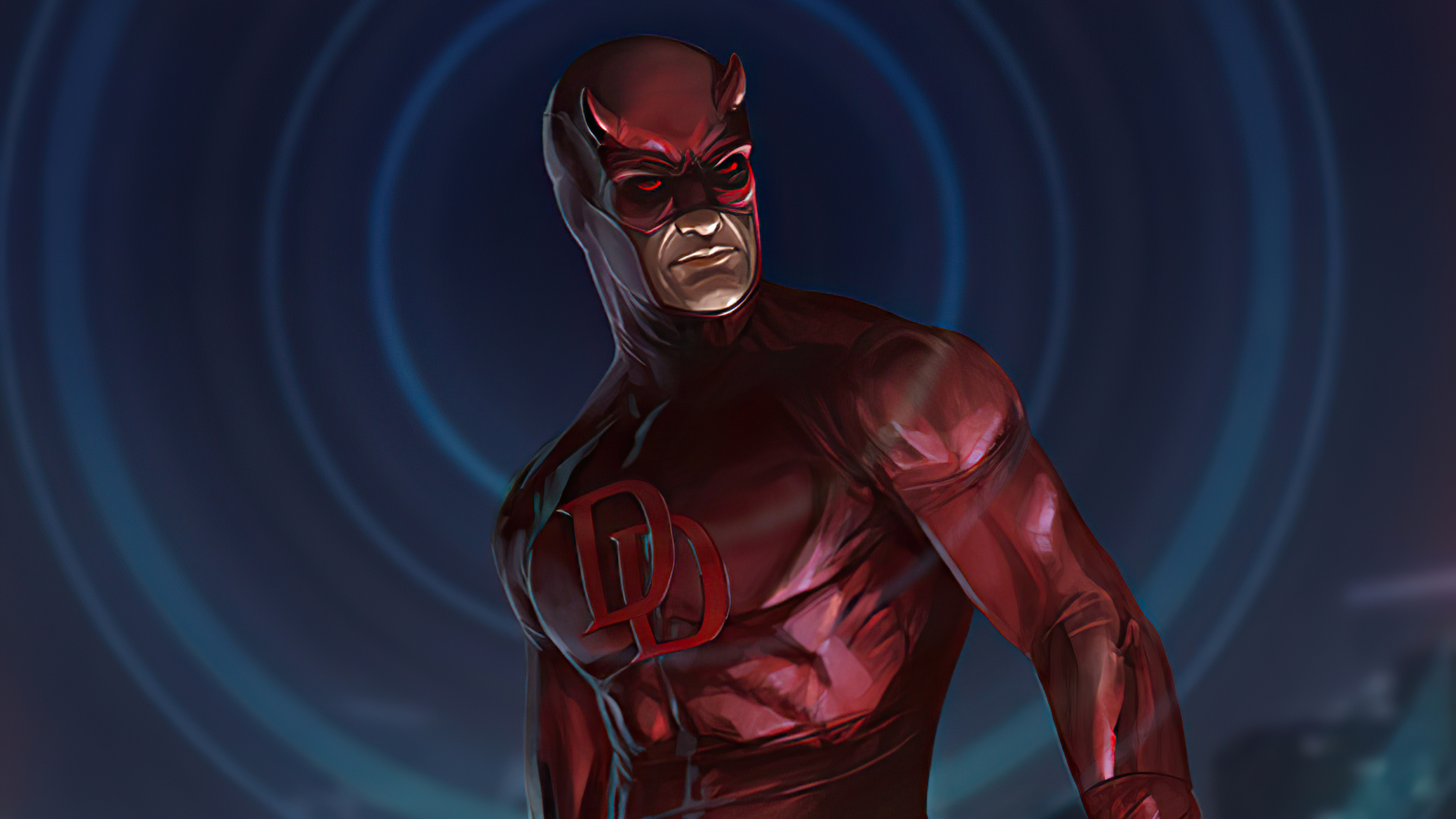 daredevil is rounded