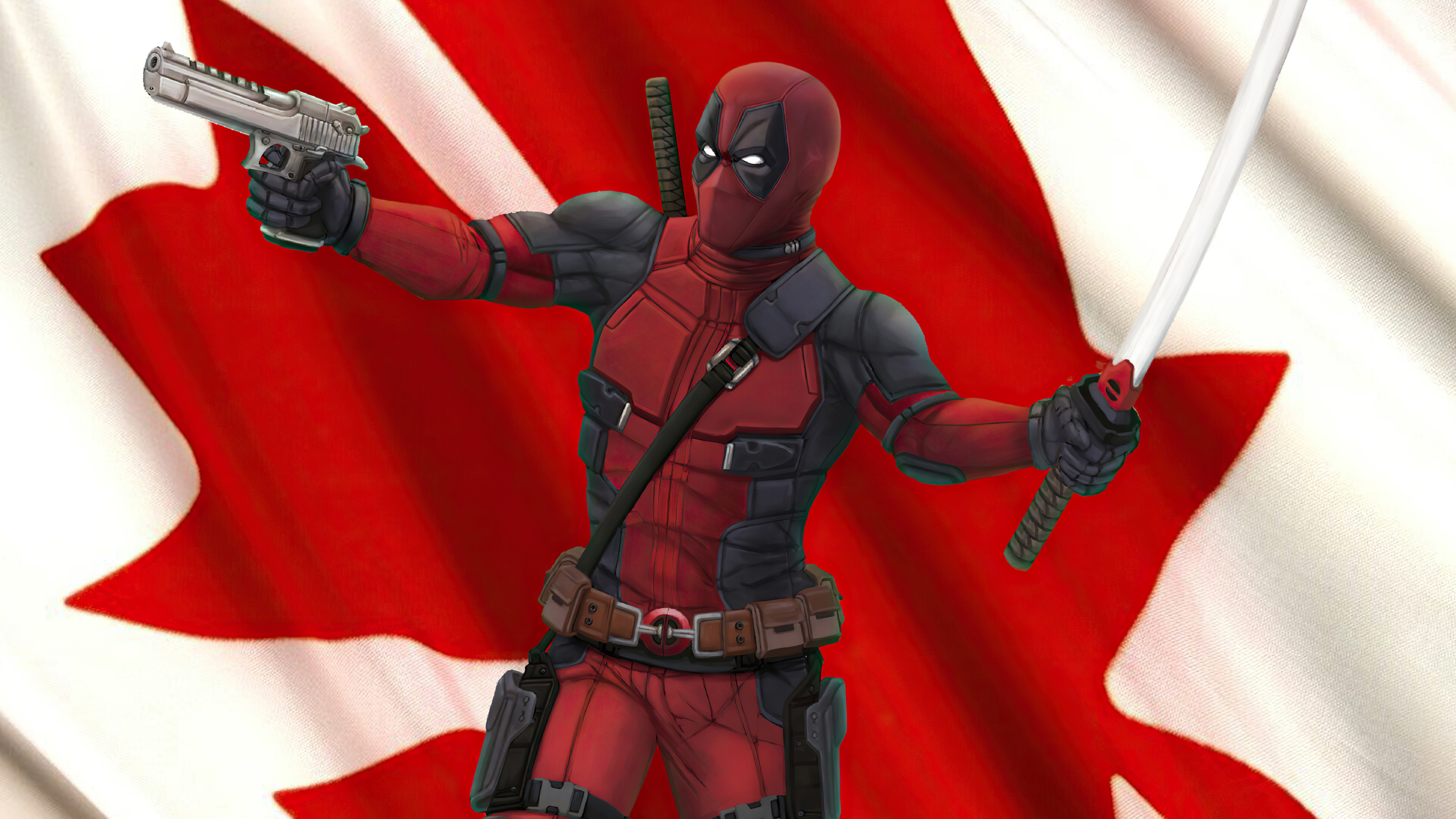 deadpool is canadian
